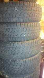 4 215/70R16 like new total terrain winters St. John's Newfoundland image 1