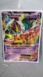 Mega EX Pokémon cards