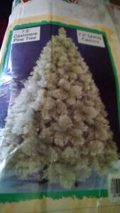 7' Artificial Christmas Tree