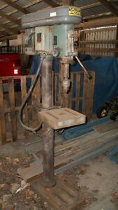 DRILL PRESS - USED Kitchener / Waterloo Kitchener Area image 3