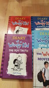 Diary of Wimpy Kids