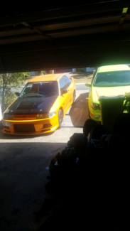 Bf xr6 turbo and tx3 laser Ipswich Ipswich City Preview