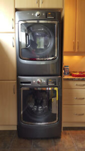Washer Dryer Maytag Maxima Front Load Electric