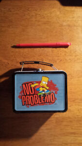 Bart Simpson Collectible Mini-Lunchbox