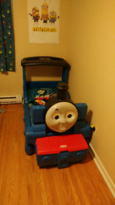 Thomas and friends little tikes toddler bed