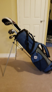 Golf Club Set With Bag (Right Handed)
