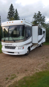 2008 Georgetown 34 foot ford v10 class a motorhome