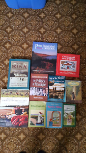 Selection of Island and Maritime Books