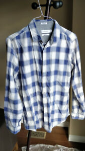 Designer dress shirts - $15 (high quality)