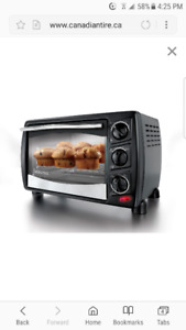 GUC Breville toaster oven.