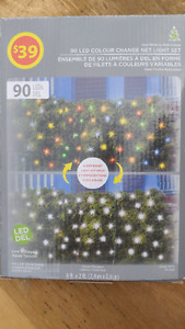 outdoor/indoor  boxed xmas lights