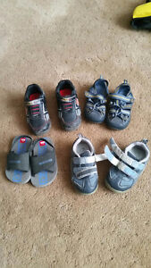 0-12 month shoes and sandles
