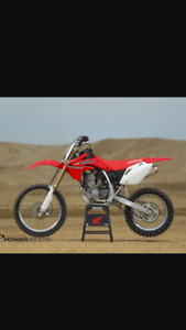 Looking for a 125cc dirt bike