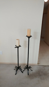 Stand Up Candle Holders