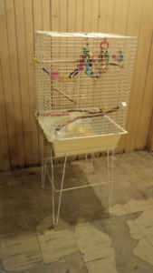 BIRD CAGES! New and vintage, plus accesories!
