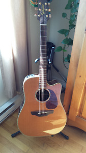 Takamine acoustique japan EAN15C.