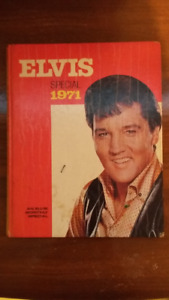 Livre de collection: Elvis Special 1971