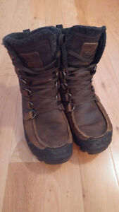 Boots hiver Timberland Taille 10