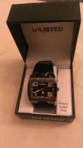 Unlisted by Kenneth Cole Watch