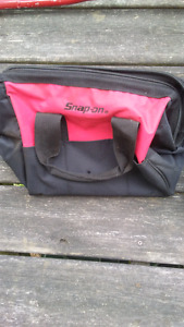 Snap on tool bag