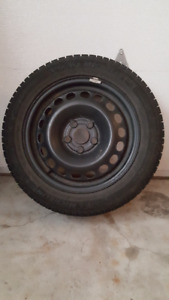 Michelin X-Ice tires and rims (like new) Reduced Price!