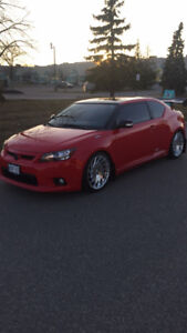2013 Scion tC tc RS 8.0 Coupe (2 door)