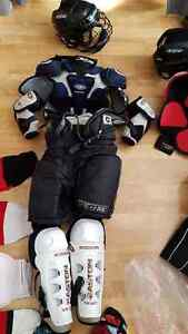 Small Hockey Equipment