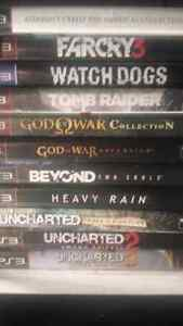 Huge Selection of PS3 games and accessories London Ontario image 1
