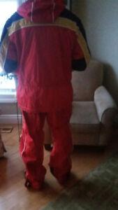 Men's XL Avalanche Ski Suit