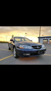 2002 Acura TL type S certified