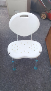 Adjustable Bath Seats with Back, by AquaSense®