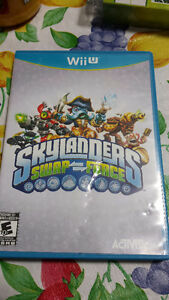 WII U SKYLANDER GAME AWESOME