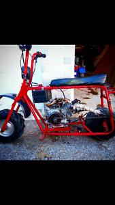 Custom Minibike