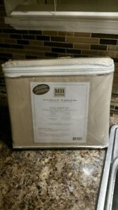 Brand New King Size Microfiber Bedsheets still in package