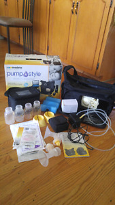Medela Pump In Style Advanced used for one baby