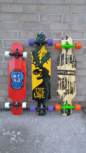Longboard Completes at Wholesale Pricing