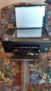 HP4680 All in One printer. No cartridges. $20 FIRM