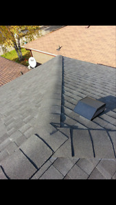 Will trade a new roof for your motorcycle!