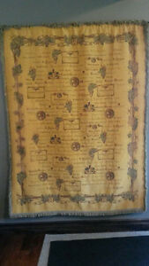 Vintages Tapestry / Throw