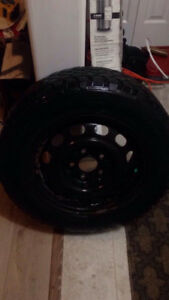 195/65/15 M+S Tires - Delivery Included