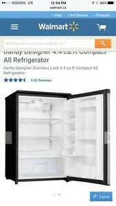 Danby designer bar fridge