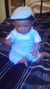 Baby's First Tooth porcelain Doll from the Ashton Drake Gallerie