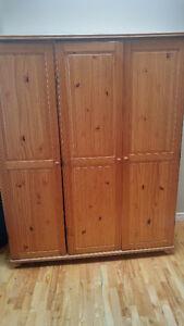 Armoire Penderie Ikea 3 portes