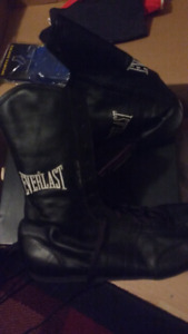 Everlast new boxing boots