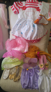 Size 4-5T dress up/costumes