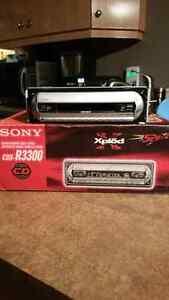 Sony xplod cdx-r3300