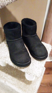 Used ugg boots in mint condition