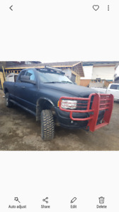2004 Dodge Ram 3500 With 5.9 Diesel.4x4 Quad cab