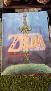 Plusieurs livre Zelda