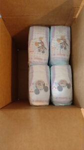 HUGGIES - COUCHES LITTLE MOVERS PLUS - #4